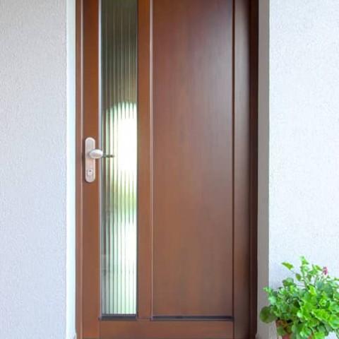 Vchodové dveře DAWO