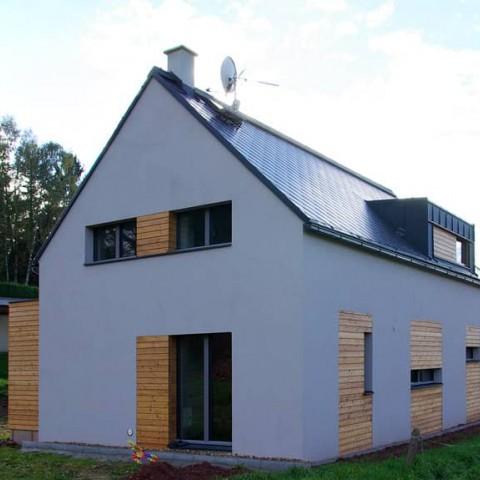 Minimalistický pasivní dům