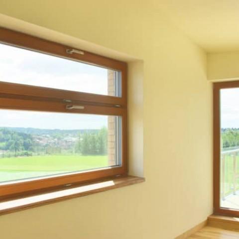 Dřevěná okna a balkonové dveře SOLID COMFORT