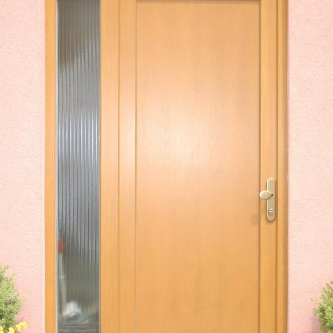 Vedlejší vchodové dveře