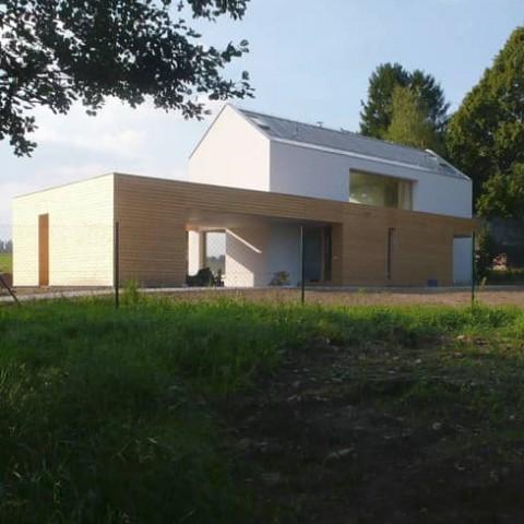 Nízkoenergetický dům s okny SC92