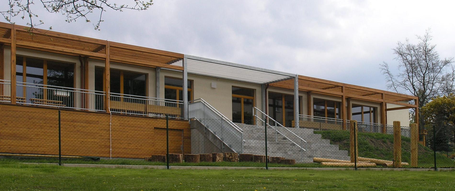Mateřská škola Moravské Budějovice