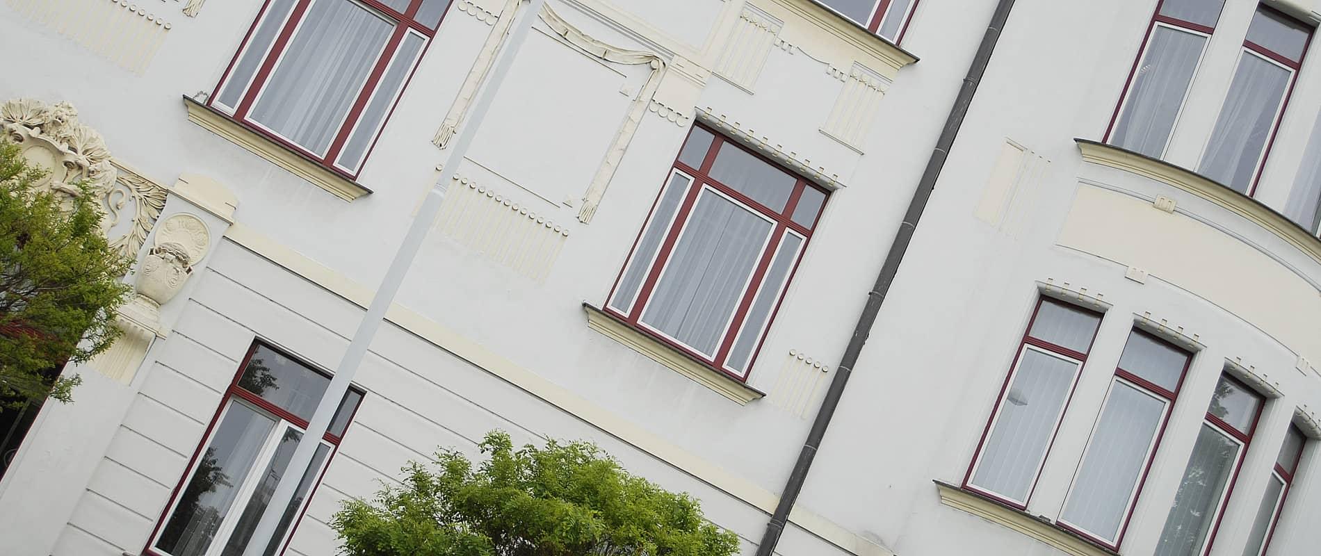 Rekonstrukce budov firmy ASTRID